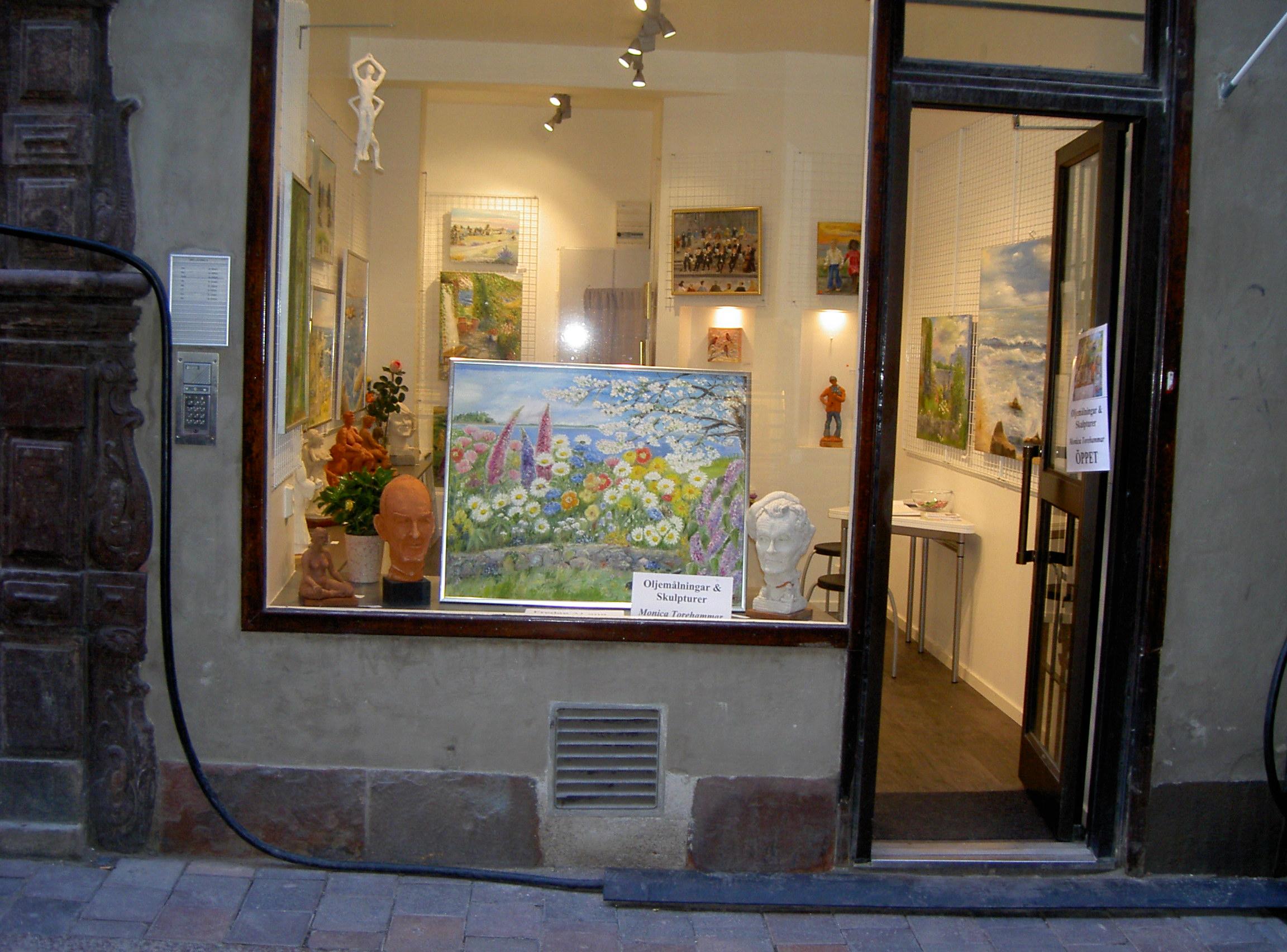 Utställningar Sommaren 2015